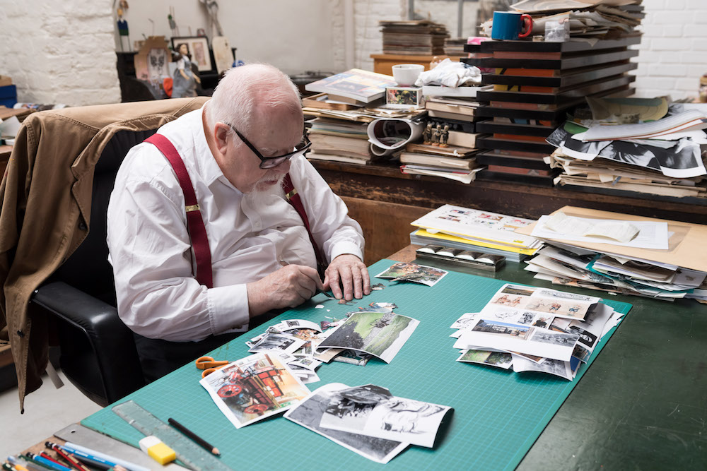 The Macallan Anecdotes of Ages Collection Is a Third Collaboration with Sir Peter Blake