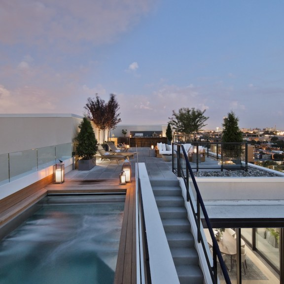 The Villa at The Oakman Condominiums is Jersey City's Most Expensive Penthouse Ever Listed