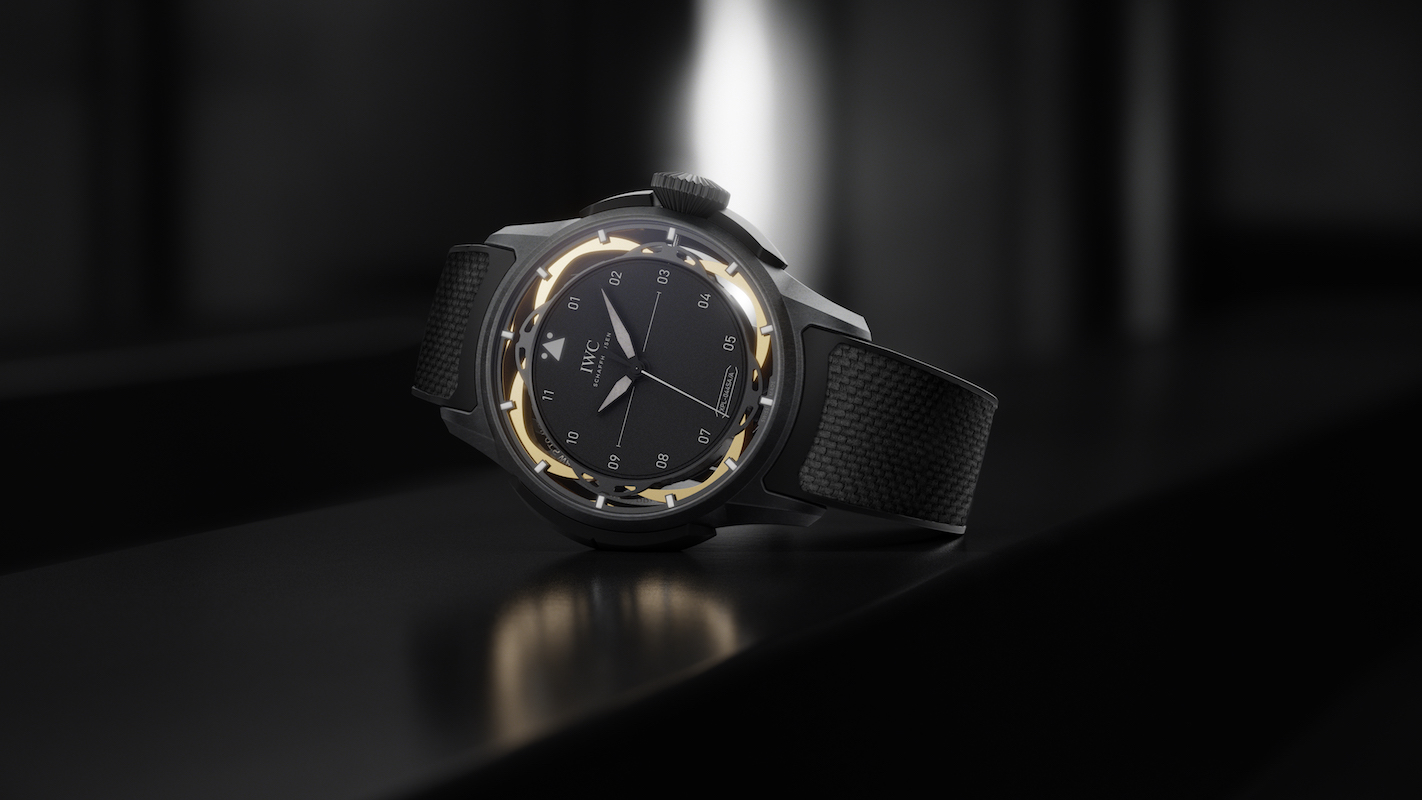 The Big Pilot's Watch Shock Absorber XPL by IWC Schaffhausen