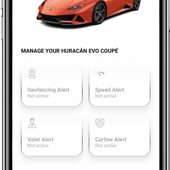 Lamborghini Huracán EVO Is the World's First Car with Built-in Alexa Car Control