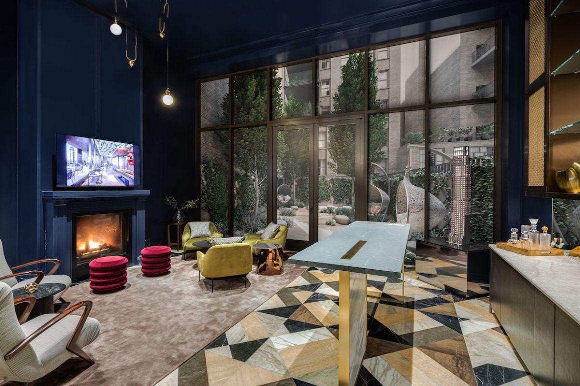 Revival of Art Deco in Today's Modern Skyscraper - Come Inside Rose Hill