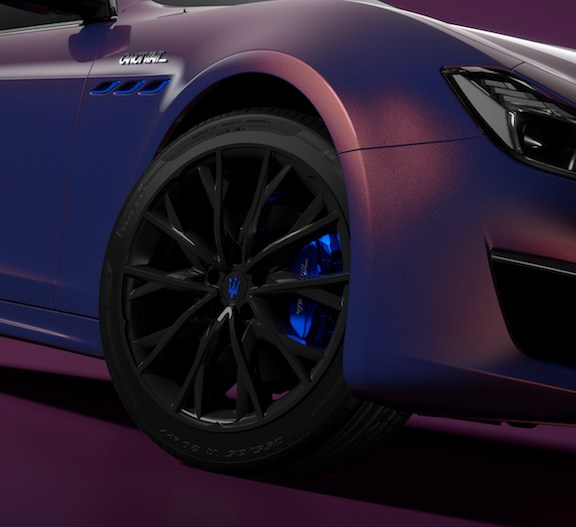 Maserati x CANOTWAIT_ Present Ghibli Hybrid Love Audacious