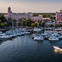 The Most Glamorous Hotels with Private Marinas