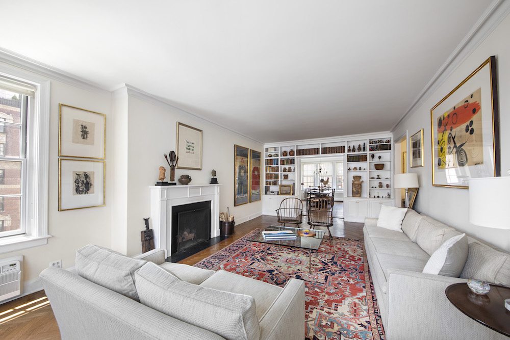 """This Premier Park Avenue """"Classic Six"""" Apartment Can't Be Missed at $2.65M"""