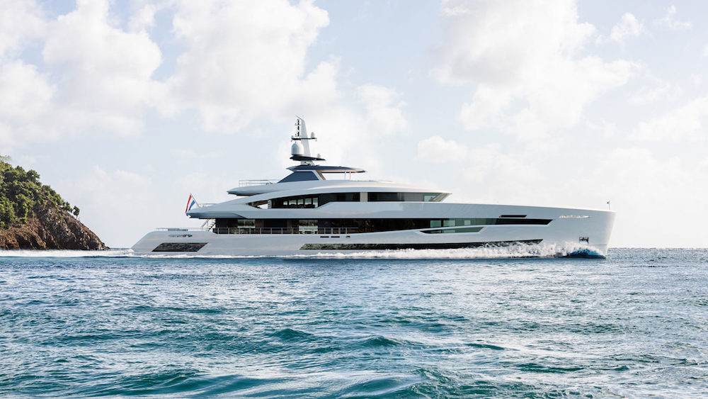 Construction on Heesen's Project Akira to Commence Later This Year