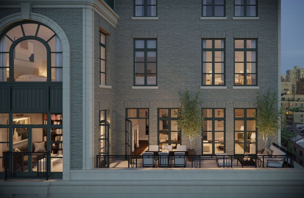 RAMSA's 150 East 78th Street Unveils Penthouses