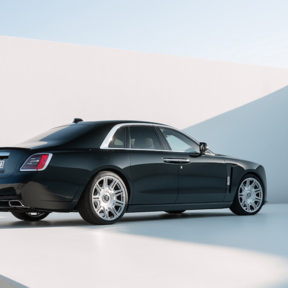 Introducing the SPOFEC Incarnation of the New Rolls-Royce Ghost