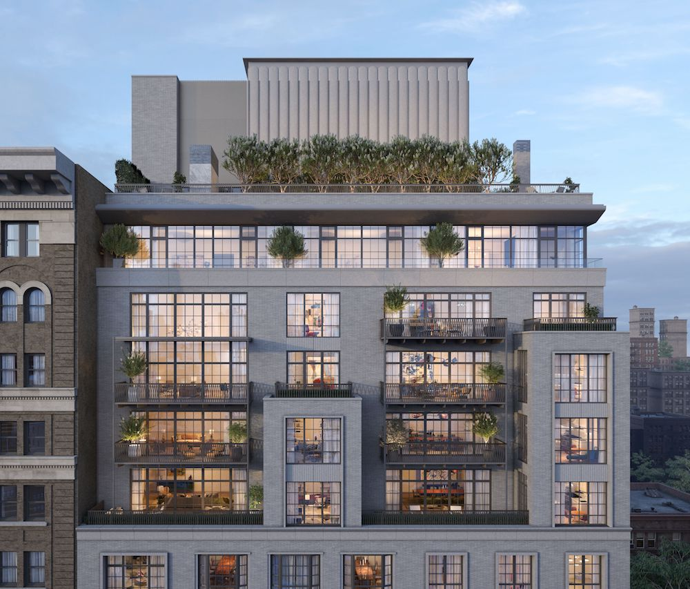 Sales Launch at 109 East 79 Steven Harris Architects-Designed Condo