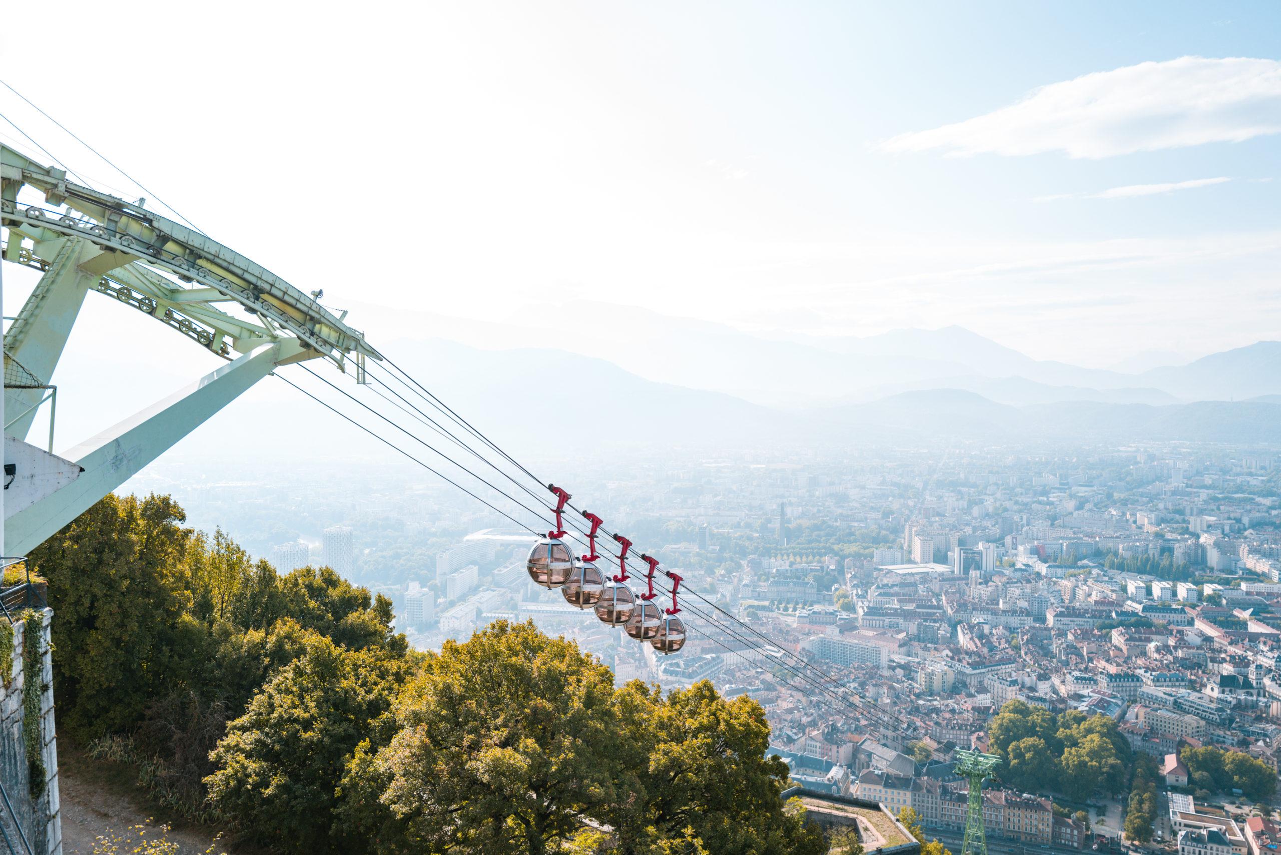 Bulles Grenoble