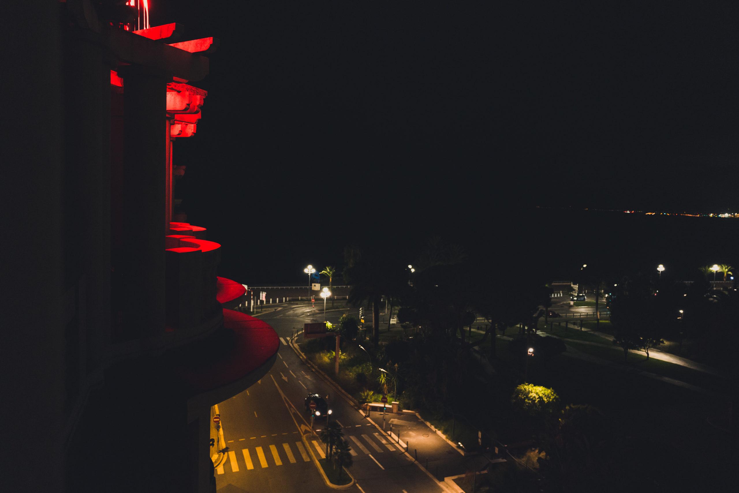 Escapade Nice nuit