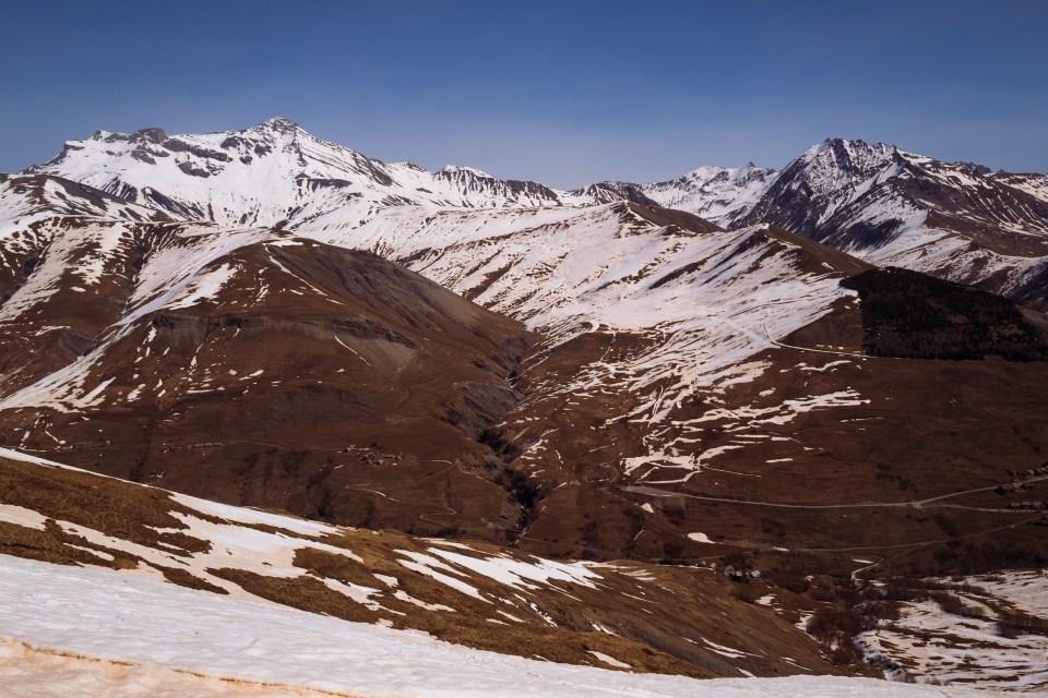 Plateau d'Emparis Hautes Alpes