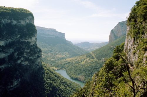 Vercors gorges Moulin Marquis