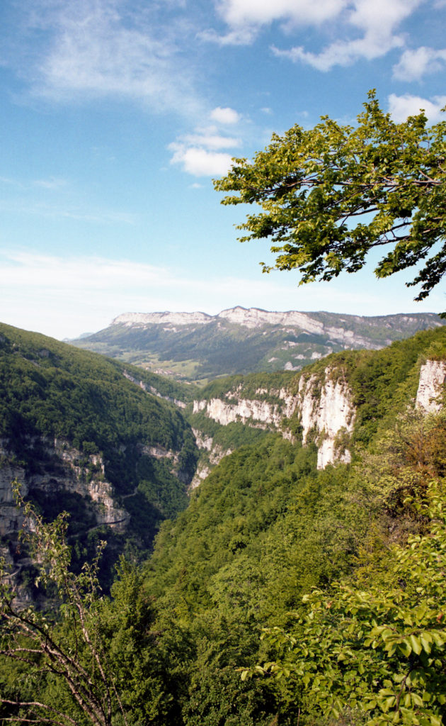 Gorges Moulin Marquis