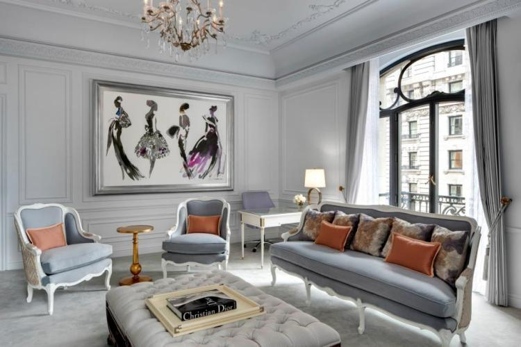 The St. Regis New York hotel - The dior suite