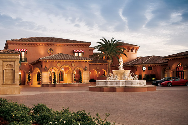 Grand Del Mar Resort Enterence