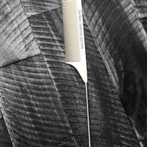 White Precision Parting Comb