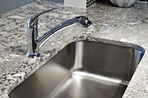 Kitchen Sink at Strata Apartments in Uptown Dallas TX Lux Locators Dallas Apartment Locators