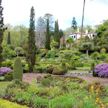 blandys madeira house on madeira island. Read more in madeira blog about palheiro gardens including gardens in Madeira.