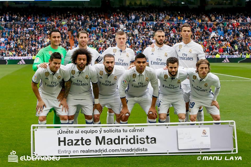 Real Madrid – Valencia CF