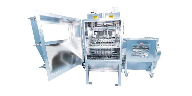 Mini4 Automatic Bag Slitter - Minilux®