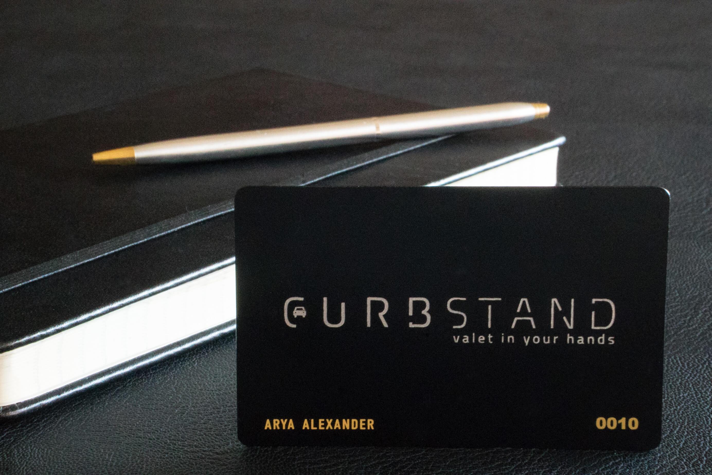 Metal Membership card