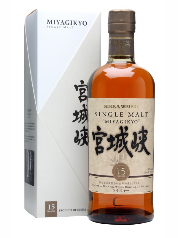 NIKKA MIYAGIKO SINGLE MALT