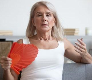 Menopause - bouffée de chaleur