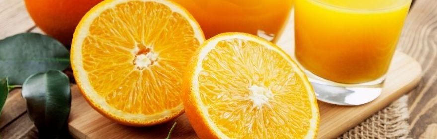 L'orange, un fruit hivernal plein de vitamine C