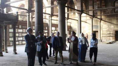 Photo of UK Invests In Restoring Egyptian Cultural Heritage