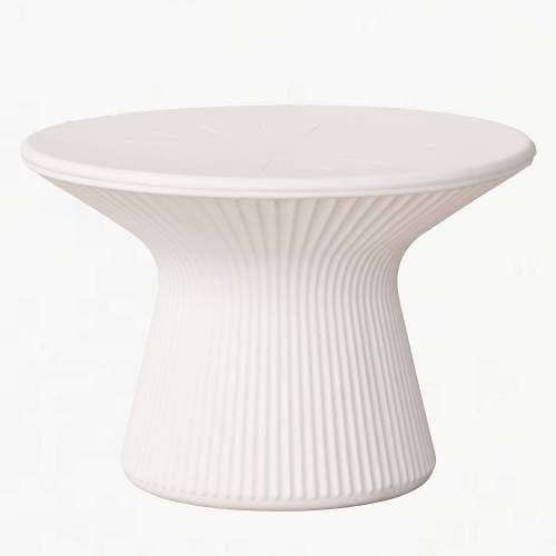 capri 40 table white