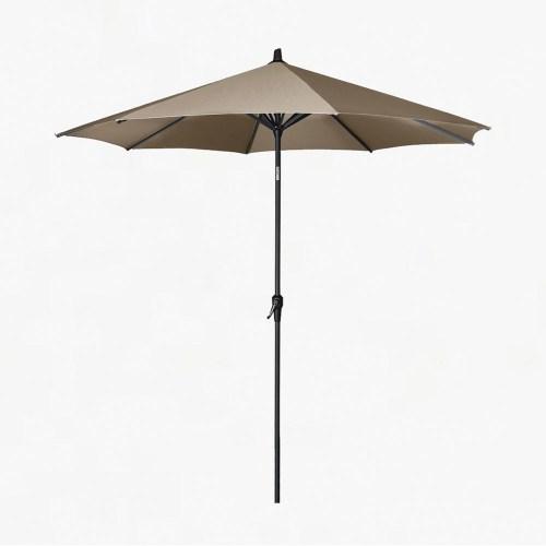 midnight parasol 2 5 taupe