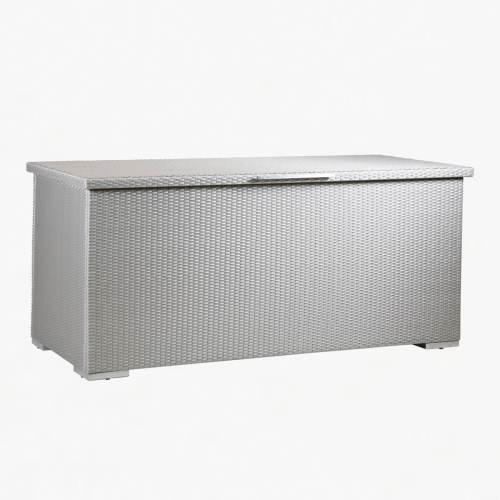 valencia cushion box large platinum