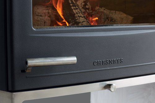 Chesneys Heat Garden Gourmet Grill 3