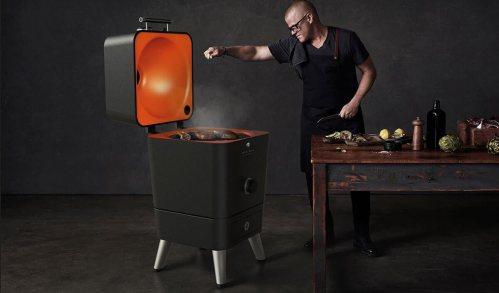 everdure 4k grill 8