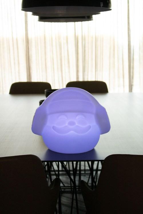 new garden klaus play speaker light 15