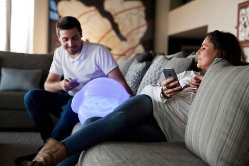 new garden klaus play speaker light 8