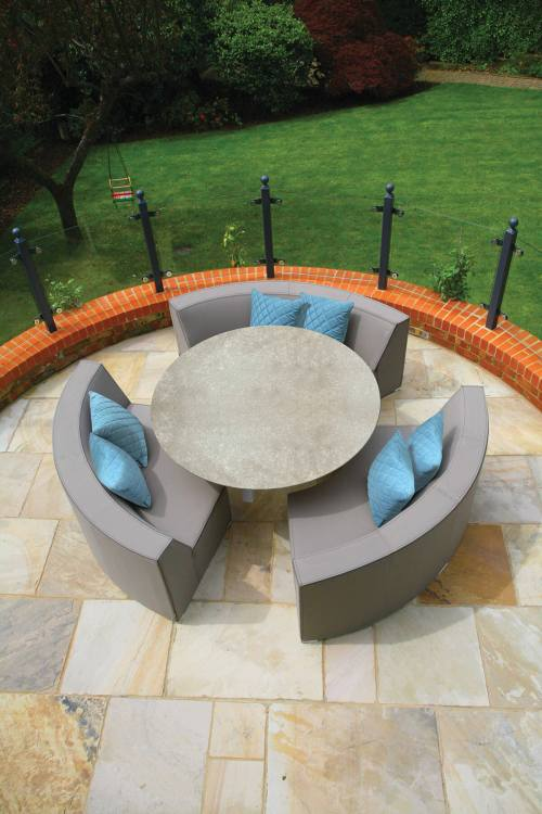 westminster coast 150cm dining table 1