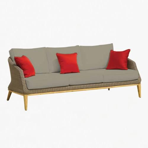 Grace 3str sofa sand stone