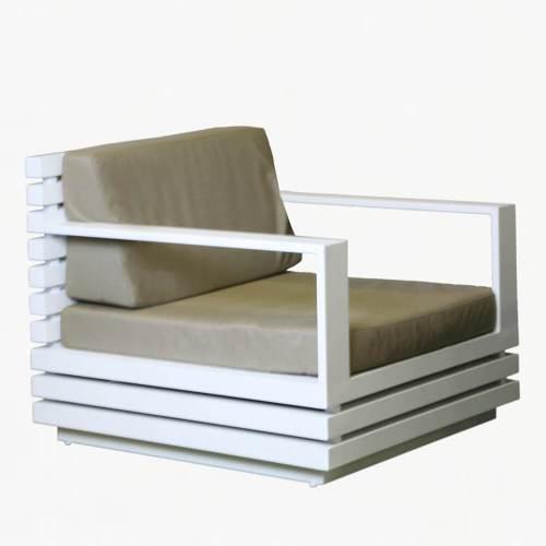 tomorrow chair white stone