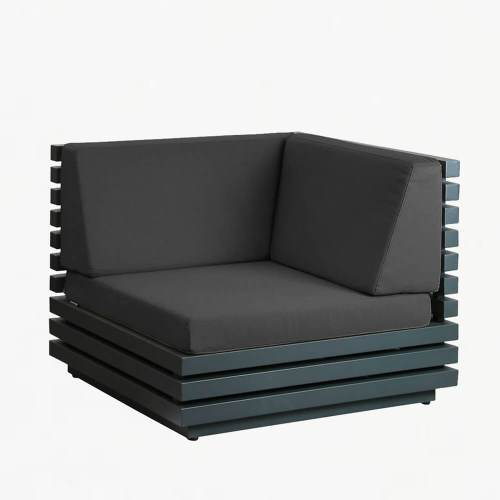 tomorrow corner sofa charcoal slate