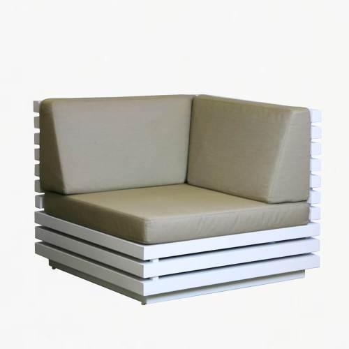 tomorrow corner sofa white stone