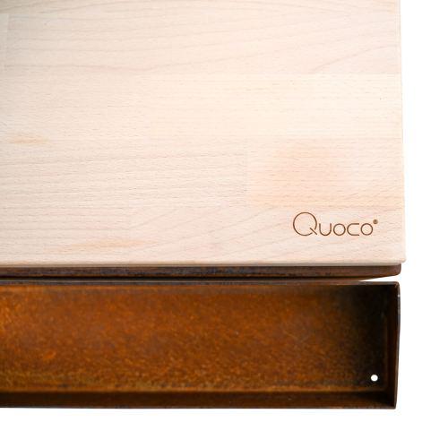 9004090050 Quoco Tagliere Ciotola Detail