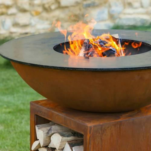 Quoco Piatto Garden fire plancha