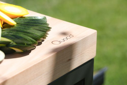 Quoco butcherblock detail