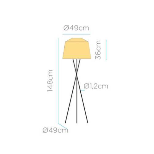 amalfi lamp