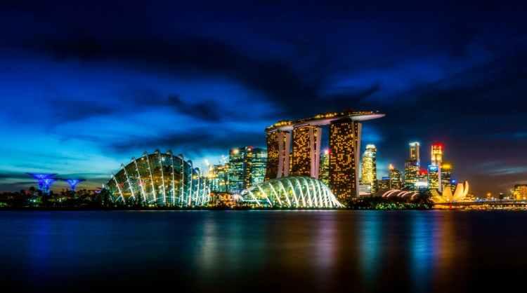 architecture asia bay bridge