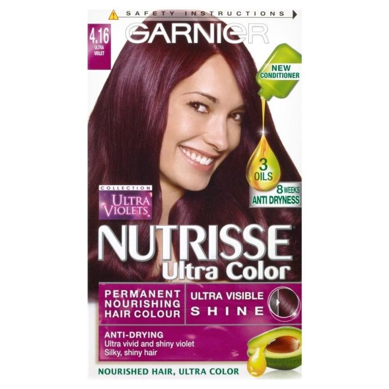 Garnier Nutrisse Hair Dye