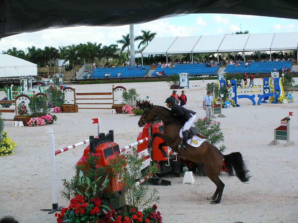 The Winter Equestrian Festival