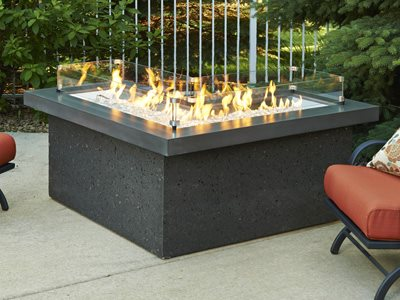 Crystal Fire Pit