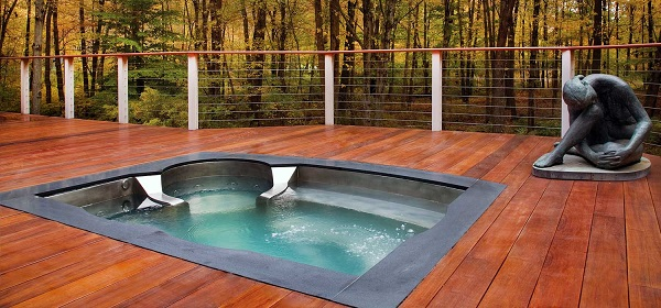 Diamond Spas Hot Tub